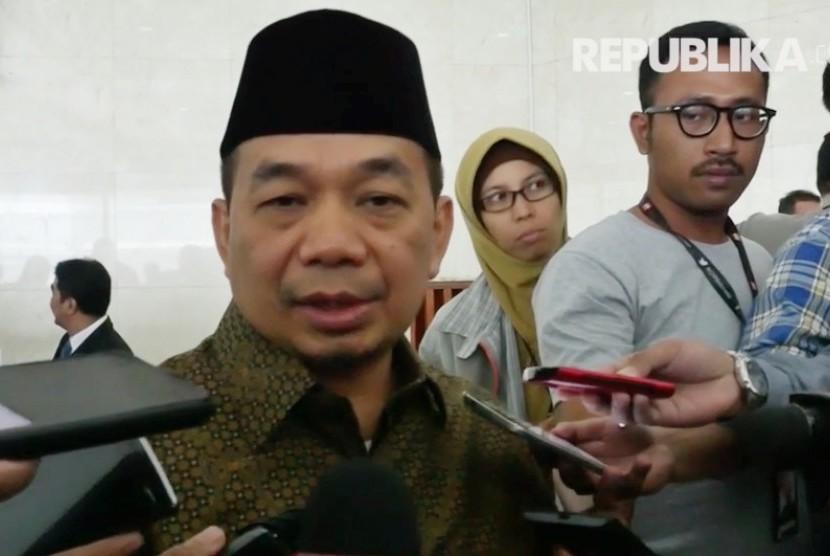 Ketua Fraksi Partai Keadilan Sejahtera (PKS) Jazuli Juwaini