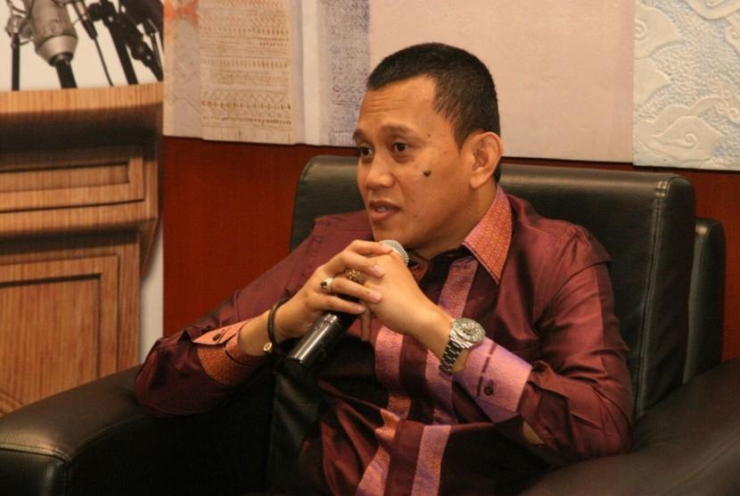 Ketua Fraksi PKB MPR RI Abdul Kadir Karding.