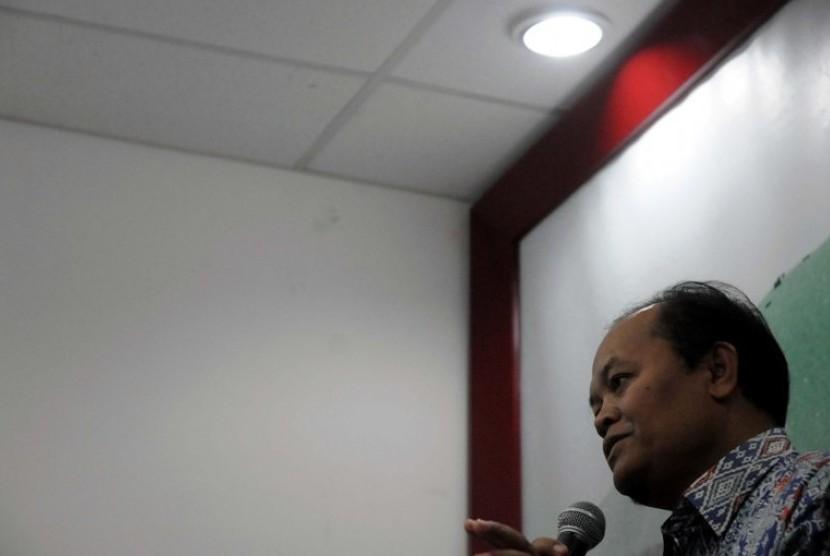 Ketua Fraksi PKS DPR, Hidayat Nur Wahid