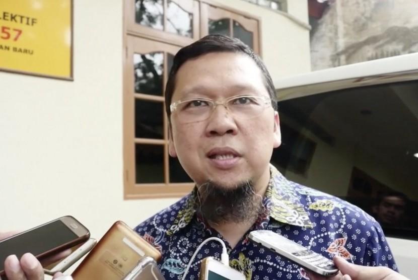 Ketua Generasi Muda Partai Golkar (GMPG) Ahmad Doli Kurniawan
