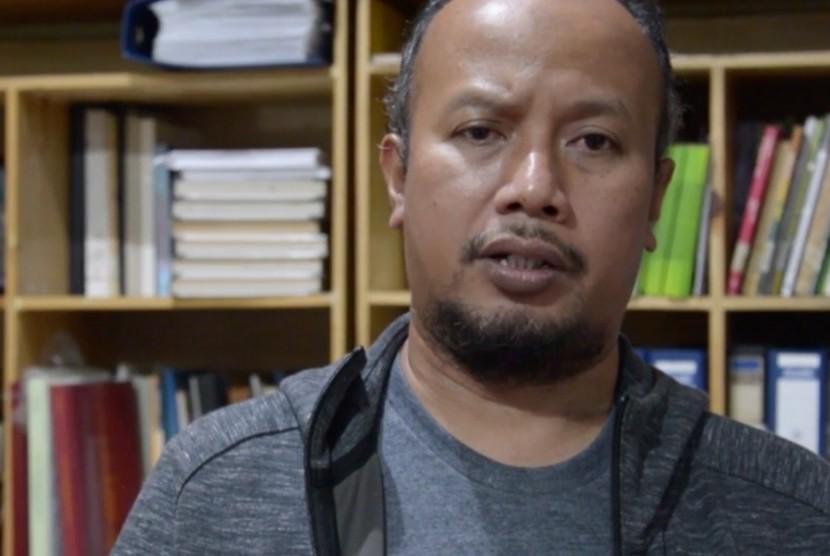 Ketua Harian Yayasan Lembaga Konsumen Indonesia (YLKI), Tulus Abadi
