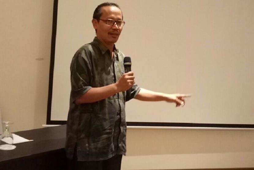 Ketua Iluni UI yang membidangi masalah kesehatan masyarakat, Dr drg Wahyu Sulistiadi Mars