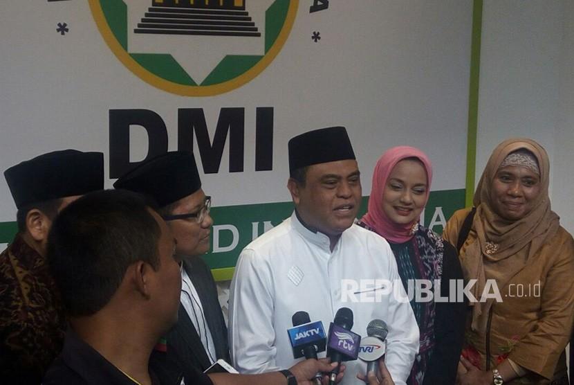 Wakil Ketua Umum DMI Komjen Pol Syafruddin