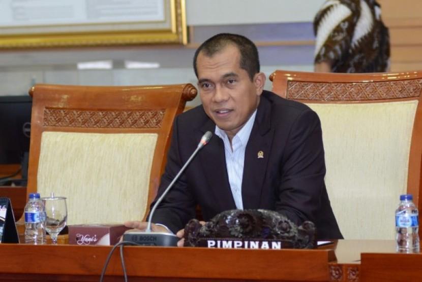 Ketua Komisi I DPR RI, Abdul Kharis Almasyhari.