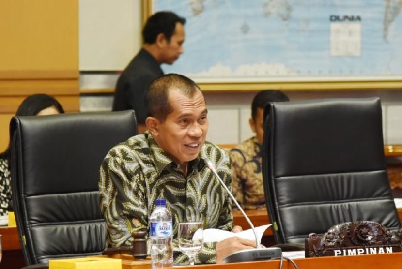 Ketua Komisi I DPR RI Abdul Kharis Almasyhari.