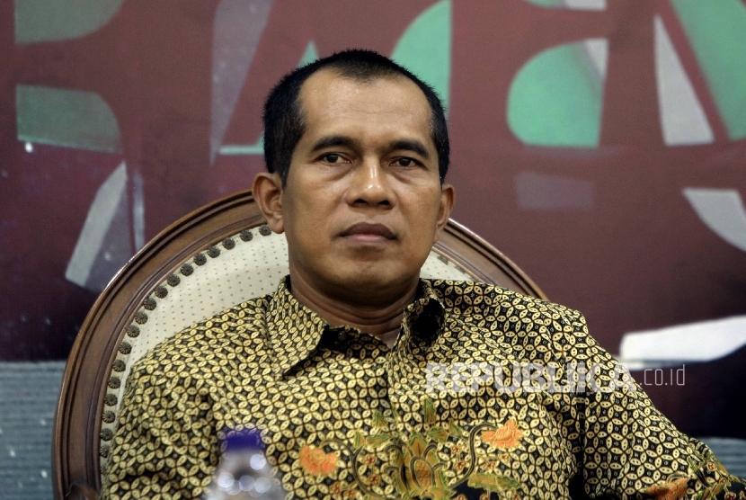 Ketua Komisi I DPR RI RI Abdul Kharis Almasyhari