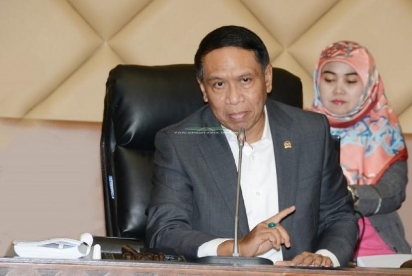 Ketua Komisi II DPR RI Zainudin Amali