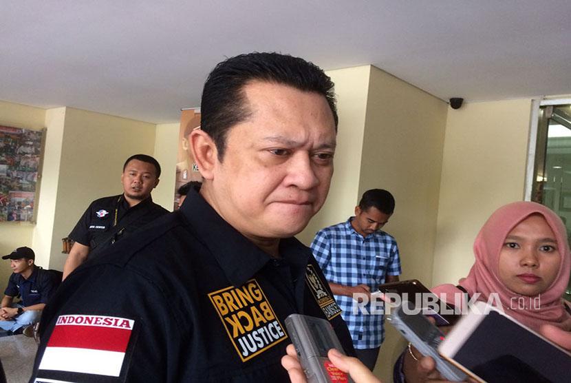 Ketua Komisi III DPR Bambang Soesatyo.
