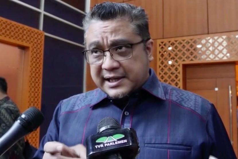 Wakil Ketua Komisi IX Dewan Perwakilan Rakyat (DPR), Dede Yusuf.