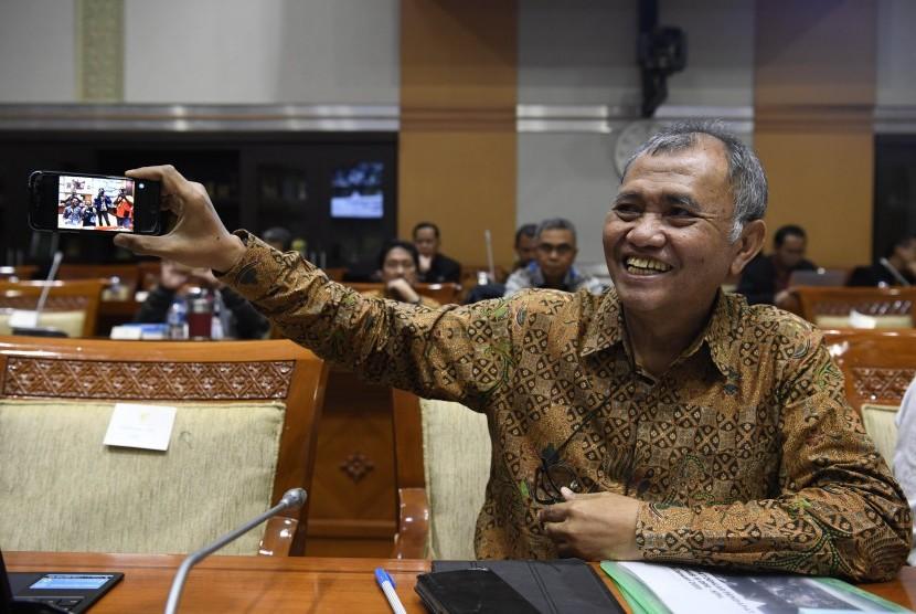 Ketua Komisi Pemberantasan Korupsi Agus Rahardjo