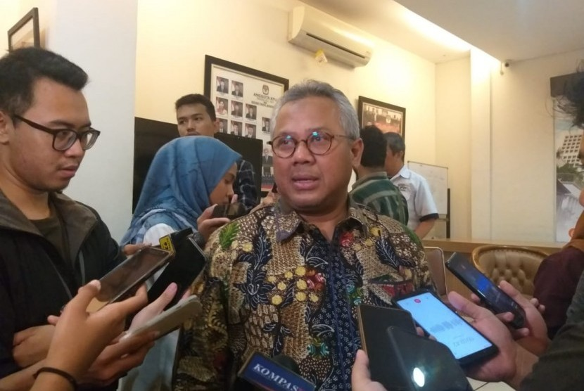 Ketua Komisi Pemilihan Umum (KPU) RI Arief Budiman