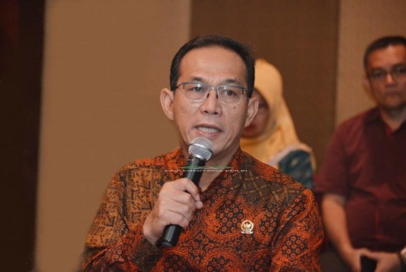Ketua Komisi VII DPR RI Gus Irawan Pasaribu.