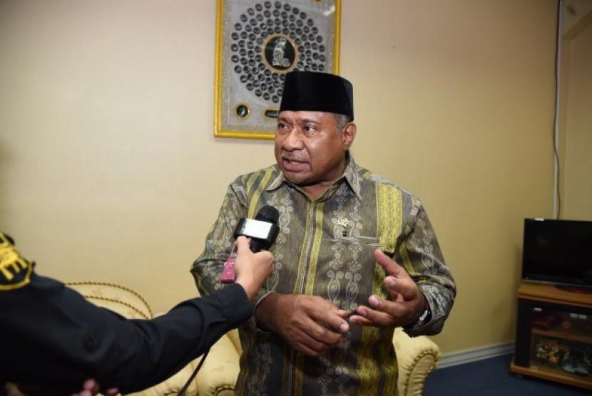 Ketua Komisi VIII Dewan Perwakilan Rakyat (DPR) RI, Ali Taher Parasong.