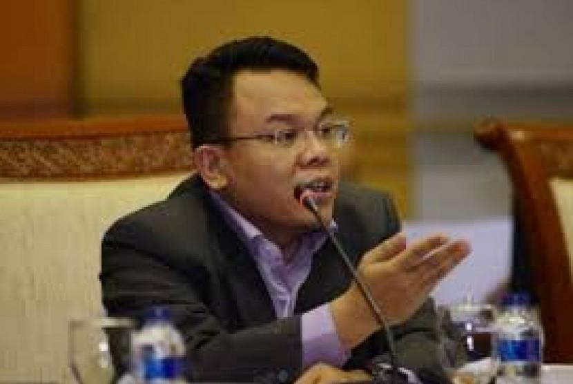 Ketua Komisi VIII DPR Saleh Partaonan Daulay.