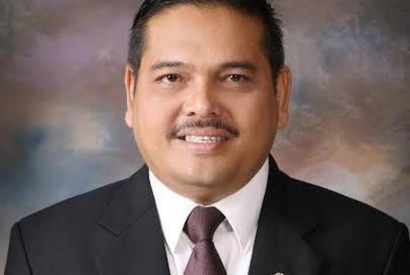 Ketua Komite II DPD RI, Parlindungan Purba
