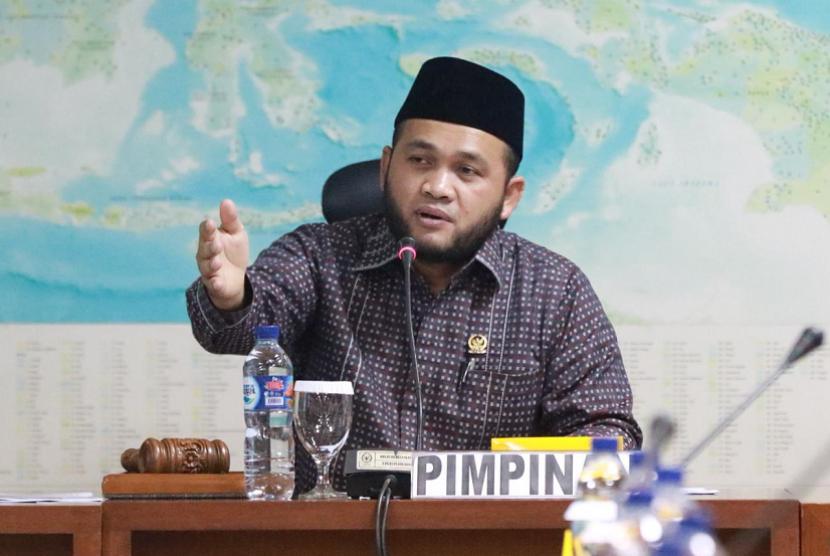 Ketua Komite III DPD RI Dedi Iskandar Batubara.