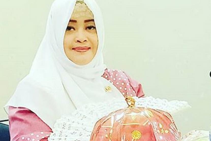 Ketua Komite III DPD RI, Fahira Idris