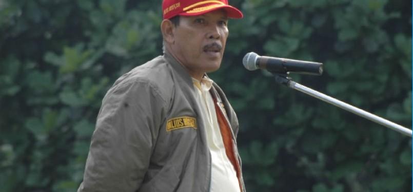 Ketua Komjak, Halius Hosen