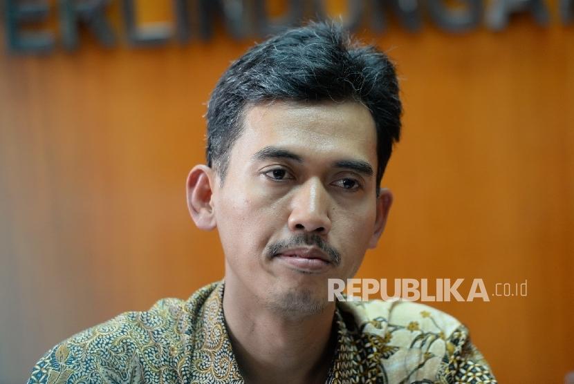 Ketua KPAI - Asrorun Niam
