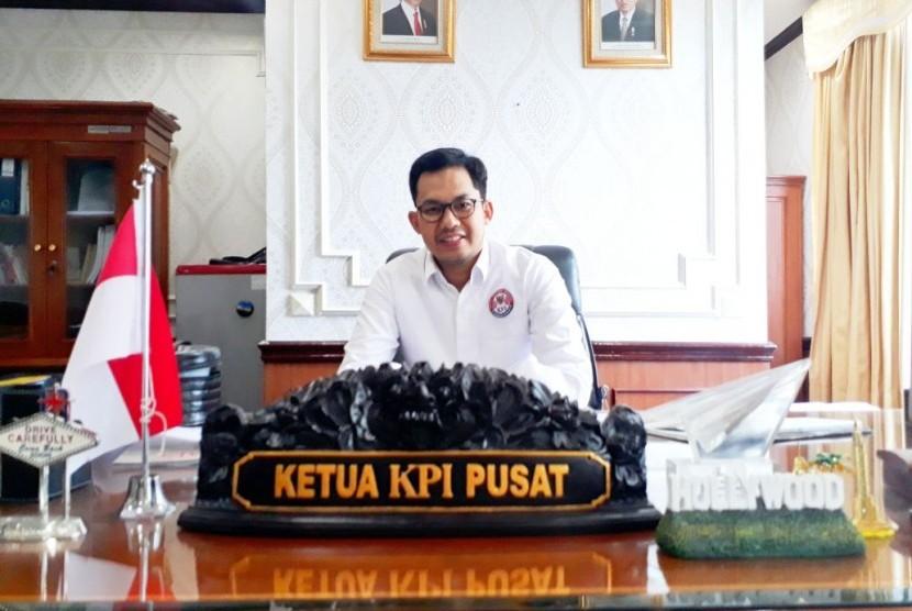 Ketua KPI Pusat Yuliandre Darwis.