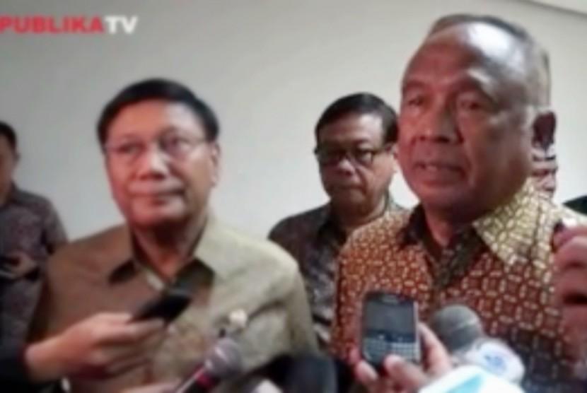 Taufiequrachman Ruki diusulkan kembali menduduki jabatan Komisaris Utama Bank BJB.