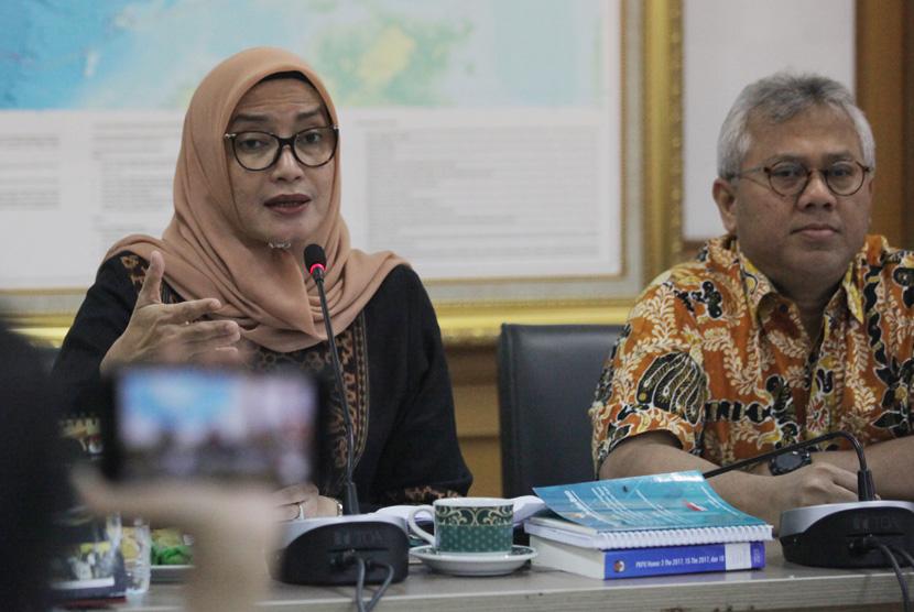 Ketua KPU Ingatkan Daerah untuk Transparan