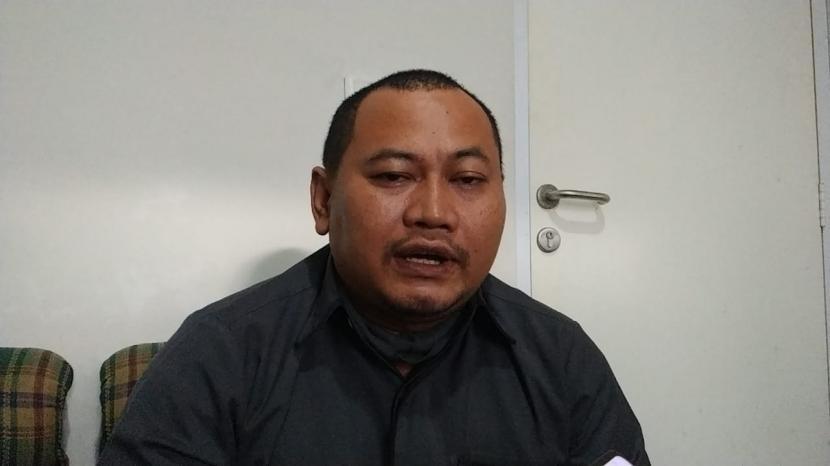 Ketua KPU Kabupaten Tasikmalaya, Zamzam Jamaludin