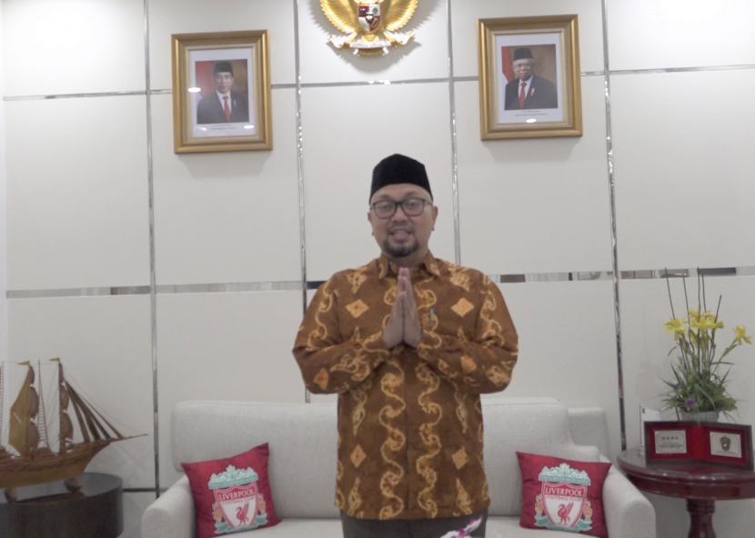 Ketua KPU RI, Ilham Saputra