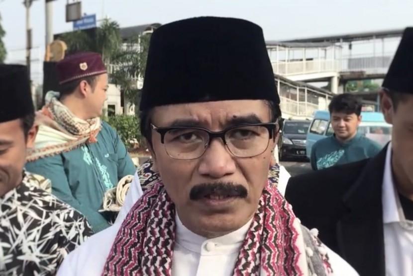 Ketua Kwartir Nasional Gerakan Pramuka Adhyaksa Dault