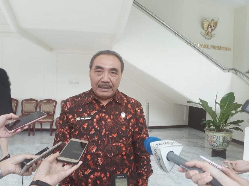 Ketua Lembaga Perlindungan Saksi dan Korban (LPSK) Hasto Atmojo Suroyo