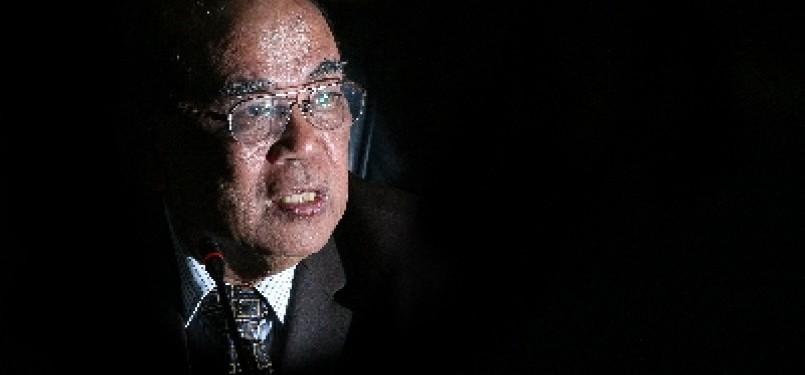 Ketua Mahkamah Agung (MA), Harifin A Tumpa.