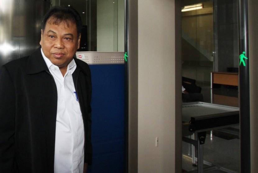 Ketua Mahkamah Konstitusi (MK)) Arief Hidayat