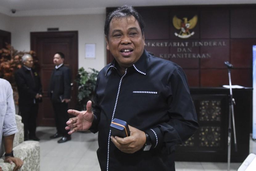 Ketua Mahkaman Konstitusi (MK) Arief Hidayat