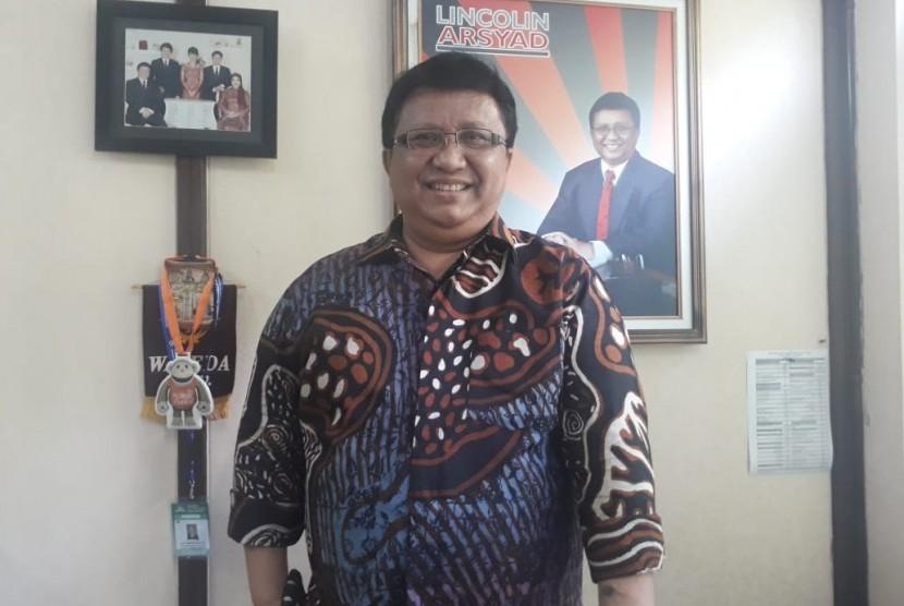 Ketua Majelis Diklitbang PP Muhammadiyah, Lincolin Arsyad