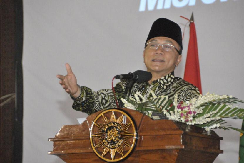 Ketua Majelis Permusyawaratan Rakyat (MPR) Zulkifli Hasan.