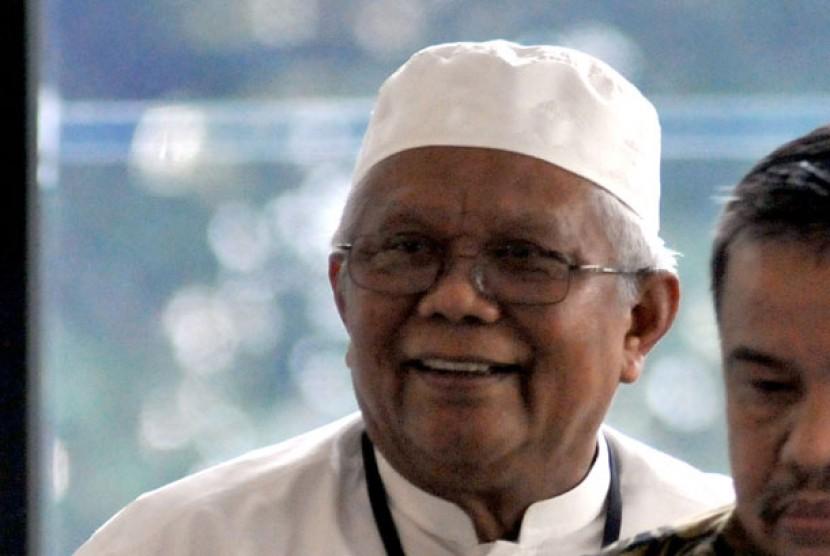 Ketua Majelis Syuro PKS Hilmi Aminuddin