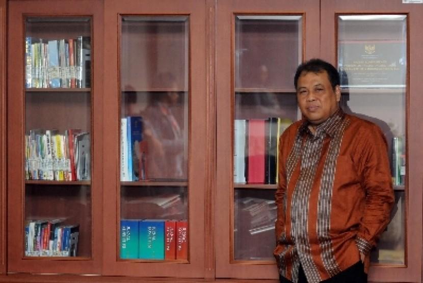 Ketua MK Arief Hidayat.