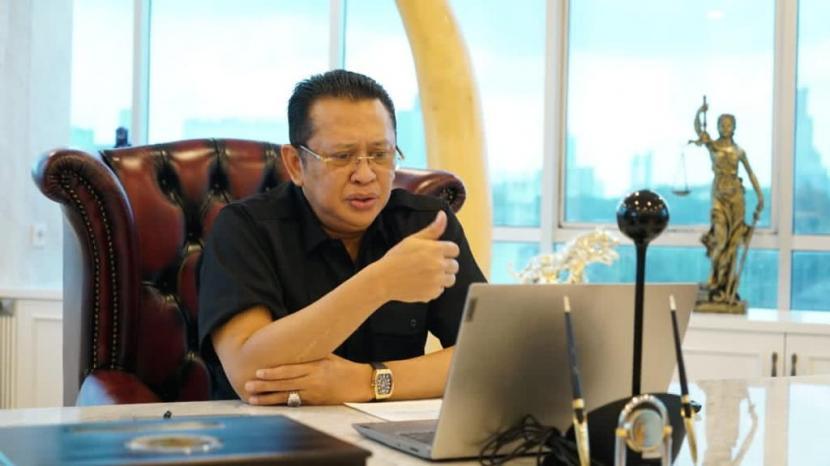 Ketua MPR Bambang Soesatyo (Bamsoet) memberikan sejumlah tanggapan atas masalah yang muncul di Tanah Air dalam beberapa hari ini