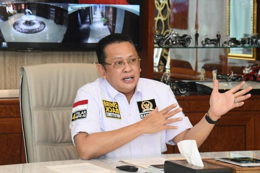 Ketua MPR Bambang Soesatyo mengapresiasi MA yang merespons baik usulan MPR terkait sidang tahunan.