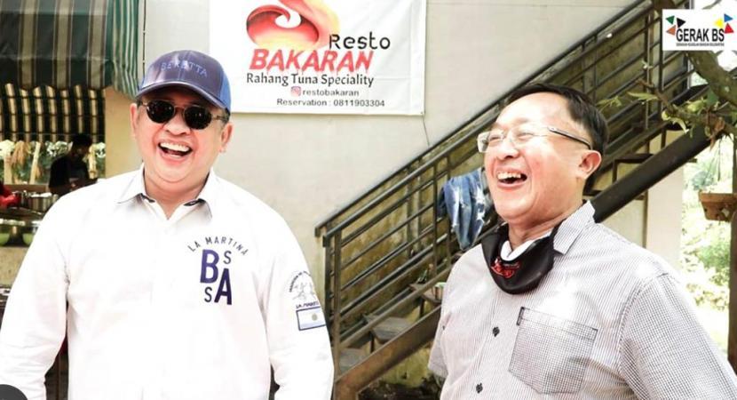 Ketua MPR RI Bambang Soesatyo (Bamsoet) mengulik kisah pengusaha Muhammad Toha, mantan pengurus Himpunan Pengusaha Muda Indonesia (Hipmi) yang sukses mengubah musibah pandemi Covid-19 menjadi berkah peluang usaha.