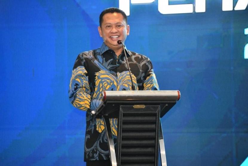 Ketua MPR RI Bambang Soesatyo menegaskan konstitusi UUD 1945 secara tegas menyatakan bahwa Indonesia adalah negara hukum. Dengan demikian, setiap gerak langkah dalam kehidupan bermasyarakat, berbangsa dan bernegara harus selalu bersandarkan pada rujukan hukum, dengan menegakan prinsip-prinsip negara hukum.