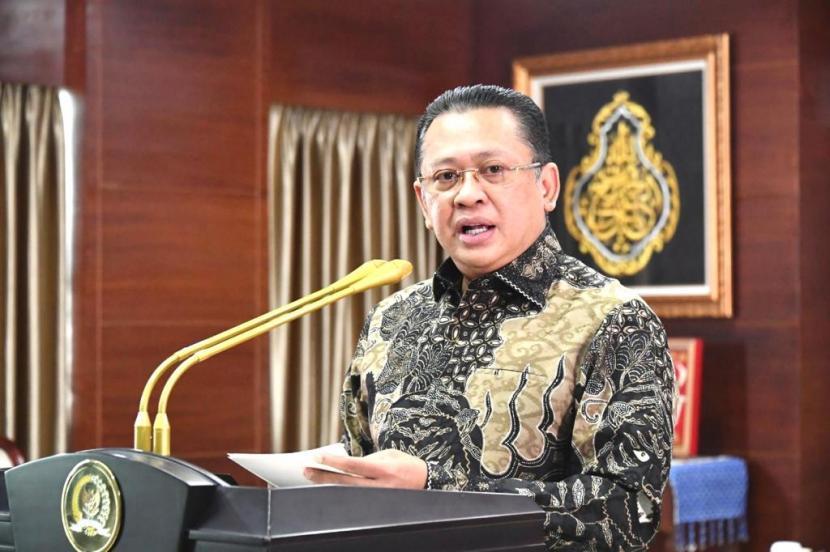 Data Penerima Bansos Harus Transparan ujar Bambang Ketua MPR RI