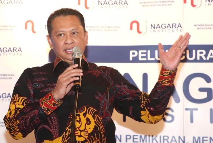 Ketua MPR RI Bambang Soesatyo meminta pemerintah mempersiapkan evakuasi 78 WNI dari Kapal Diamond Princess.