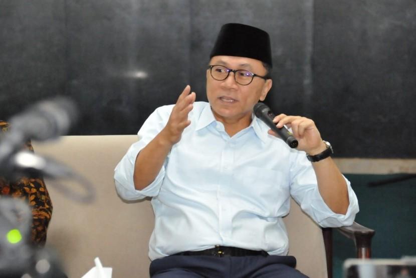 Ketua MPR RI Zulkifli Hasan