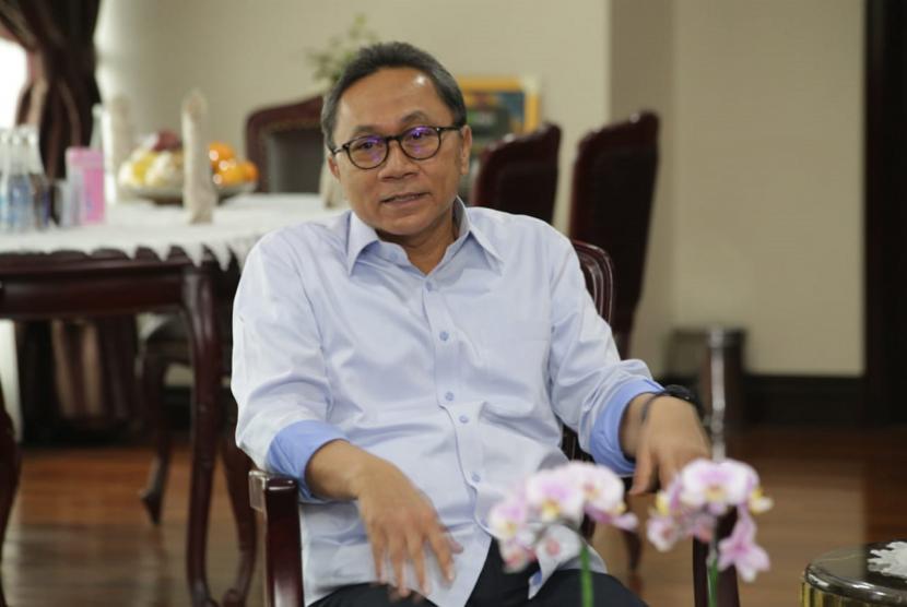 Ketua MPR RI Zulkifli Hasan.