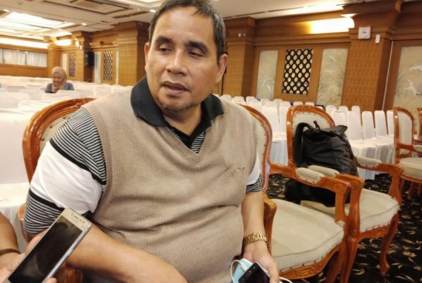 Ketua Panitia Rapat Kerja Zakat Nasional Baznas Jaja Jailani (Foto: Kemenag.go.id)