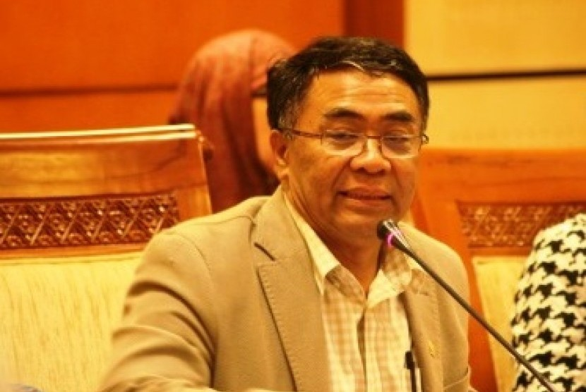 Ketua Panja BPIH Komisi VIII DPR Sodiq Mujahid