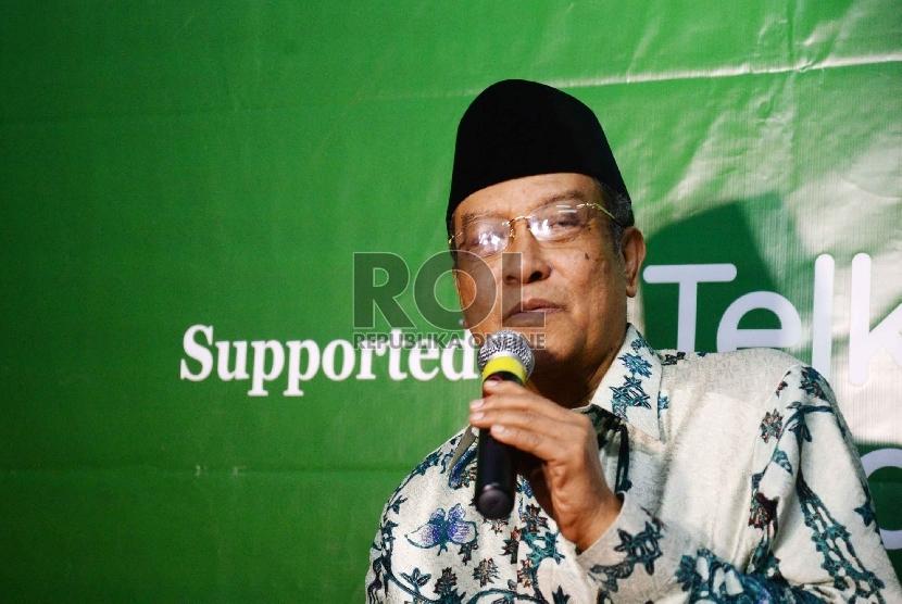 Ketua PBNU Said Aqil Siradj