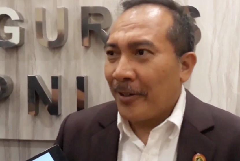 Ketua Persatuan Perawat Nasional Indonesia (DPP-PPNI), Harif Fadhillah