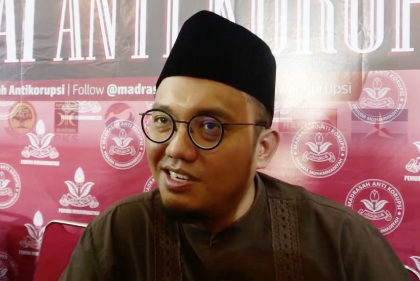 Ketua PP Pemuda Muhammadiyah, Dahnil Anzar Simanjuntak